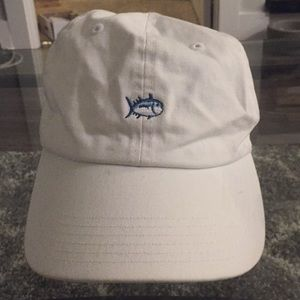 Southern Tide white baseball cap (great condition)
